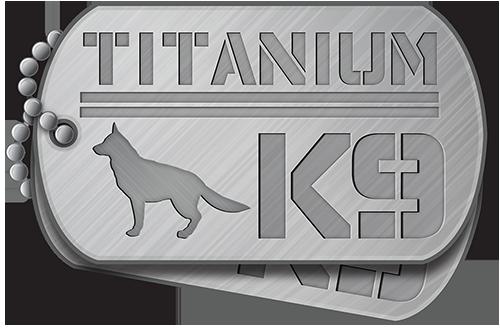 Titanium K9 DDR & Czech Working Line German Shepherds